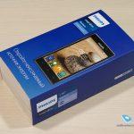 Philips xenium v787 видео обзор