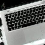 Macbook pro серый экран