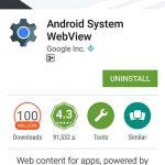 Asus system webview что это