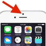 Iphone 6s датчик приближения калибровка