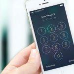 Ipad требует ввода пароля после перезагрузки