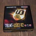 Gigabyte ga 78lmt usb3 r2 совместимые процессоры