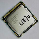 Intel xeon x3470 разгон