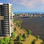 Cities skylines въезд в город