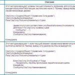 1С иерархический просмотр программно