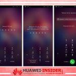 Huawei введите пароль разблокировки после перезагрузки