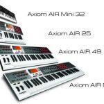 M audio axiom air mini 32 обзор