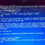 Ntoskrnl exe bsod windows 10