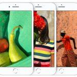 Iphone 8 вид сзади