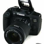 Canon eos 750d kit характеристики