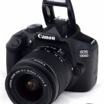 Canon eos 1300d kit обзор