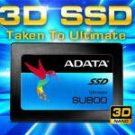 A data 3d nand ssd su800