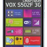 Digma vox s502f 3g характеристики