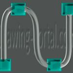 Autocad сплайн в полилинию