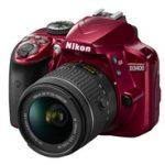 Nikon d3400 18 55vr af p kit