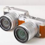 Fujifilm x a10 kit обзор