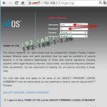 Airos пароль по умолчанию