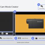 Action cam movie creator как пользоваться