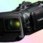 Canon legria gx10 обзор