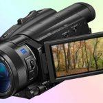 Canon gx10 или sony ax700