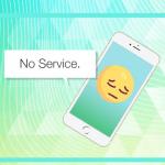 Iphone постоянно теряет сеть
