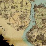 Kingdoms of amalur reckoning карта мира