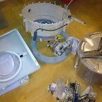 Bosch maxx 4 замена подшипников
