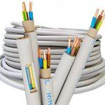 Типы электрических кабелей